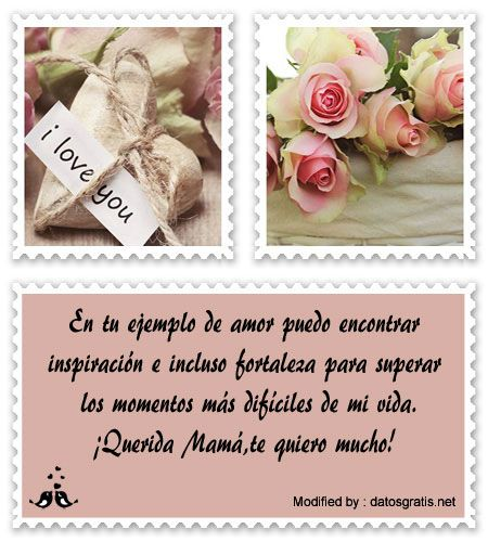 Pin On Mensajes Dia De La Madre