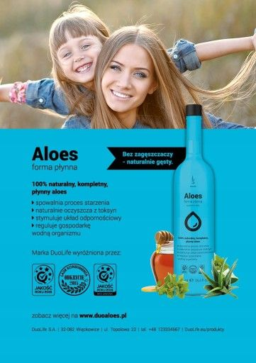 Aloes Duolife Vitalnosc I Oczyszczenie 7789826834 Oficjalne Archiwum Allegro Health And Beauty Health And Beauty Tips Health
