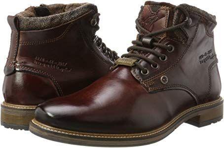 Bugatti Herren 311377351100 Klassische Stiefel Braun Mid Brown 42 Eu Amazon De Schuhe Handtaschen