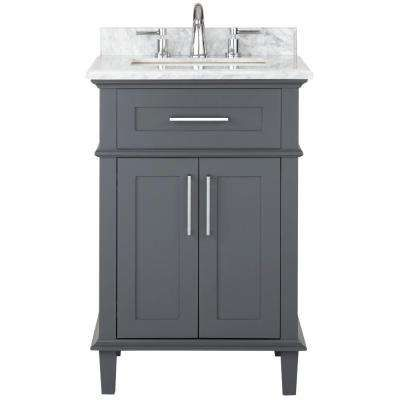 18 Inch Vanities Bathroom Vanities Bath The Home Depot With