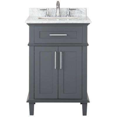 18 Inch Vanities Bathroom Vanities Bath The Home Depot With