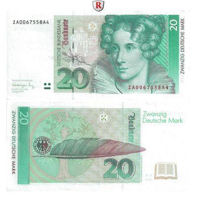 mit Banderole Reproduktion *** *** 10 x 50 DM Geldscheine 1991 Deutsche Mark