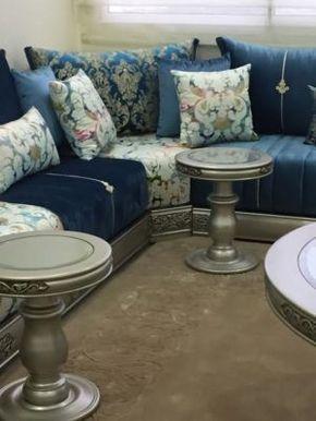 Meublatiss | Salon marocain en 2019 | Deco salon marocain ...