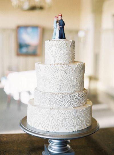 10 Gorgeous Textured Wedding Cakes | Wedding cake, Cake and Detail