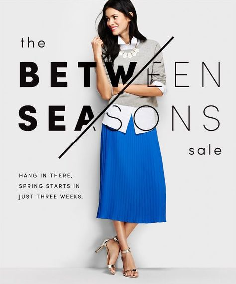 J. Crew Spring 2015 - Sales Email - Ideas of Sales Email #salesemail #email #sales -   J. Crew Spring 2015