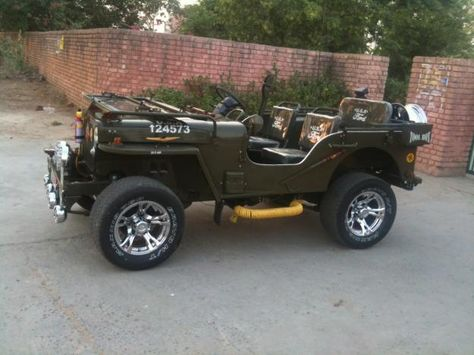 Amazing Photos Of Modified Open Jeeps Willys Jeep Jeep Old Jeep