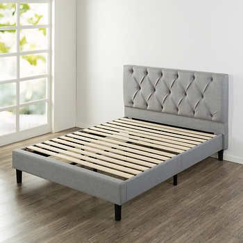 This Is A Full Tutorial And Plans For A Queen Size Slatted Bed