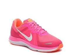Have them. LOVE them! Super bright.  Nike Dual Fusion X2 Lightweight Running Shoe - Womens
