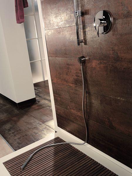 Bathroom Shower Steel Corten Matt 600 X 1200 Https Www Tiles Co Nz Tile Range Floor And Wall Metallic Product Por004 Productna