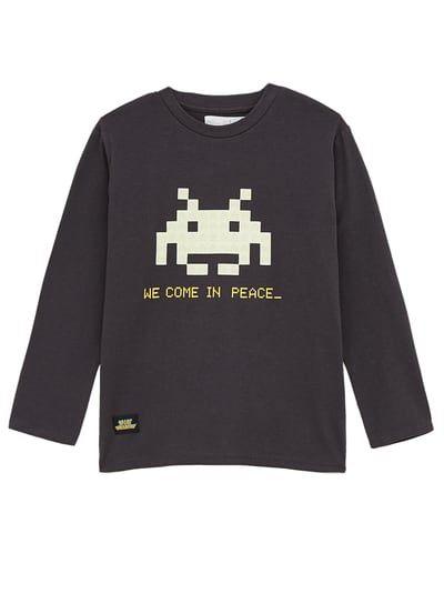 S Oliver Junior Shirt Madchen Kobaltblau Weiss Grosse 176 Shirts Kinder Shirts Und Umstandsmode