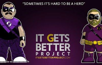 17 de Mayo. Día Internacional contra la Homofobia.  http://beartoncity.blogspot.com.es/2010/11/it-gest-better-project.html