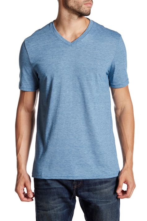 b2c786d60 Public Opinion Fineline V-Neck Tee | Products | V neck tee, Public ...