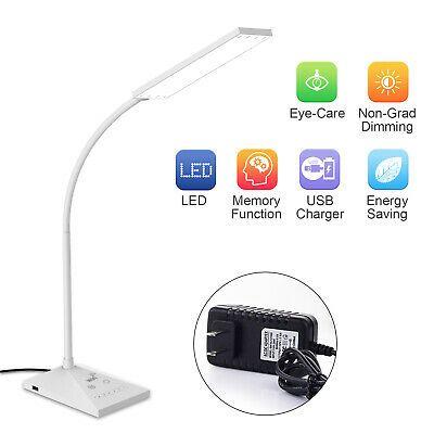 12w Smart Desk Lamp Wifi Control Amazon Alexa Voice Control Reading Night Light Affilink Desklamp Lamp White Desk Lamps Led Desk Lamp Usb Lamp