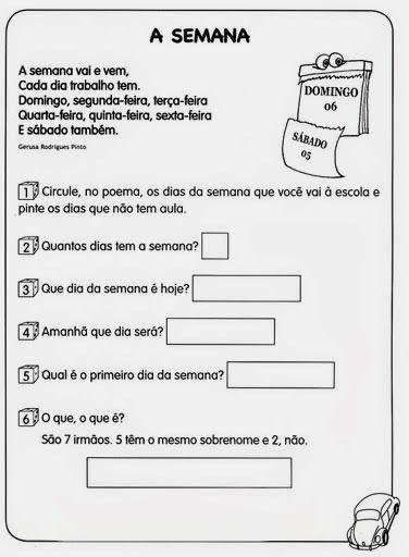 Ficha Para Diagnostico Do 1º Dia De Aula 1º Dia De Aula Escola
