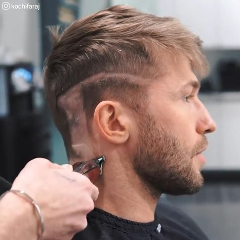 Mens hairstyles short, Hair and beard styles, Hair styles, Hair cuts, Faded hair, Pompadour haircut - 9 Dude Hairstyles That Will Make You Say  Hot Damn  -  #Menshairstyles #short