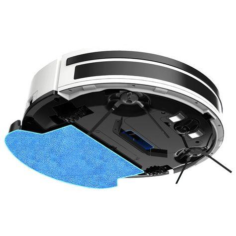 Robot aspirateur et laveur AMIBOT Pure H2O Connect