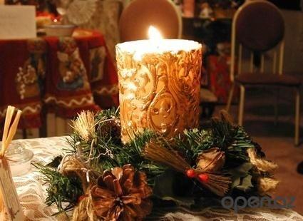 شموع رومانسية من تجميعي Christmas Candles Diy Outdoor Christmas Decorations Christmas Candle