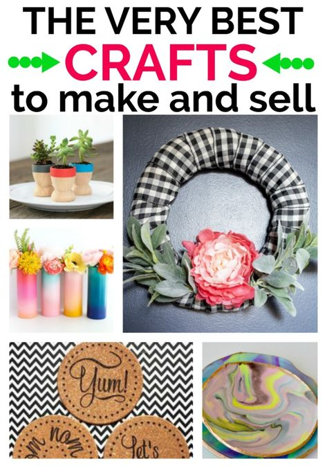 13 Awesome Crafts to Earn Some Extra Cash!