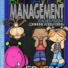 I use this as part of behavior management system in class.   To find out more information about it, please visit my post here: http://www.dragonfli...
