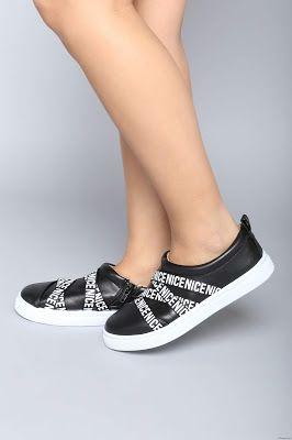4af49efd621 Zapatillas sin Cordones | Zapatos de moda en 2019 | Zapatillas sin ...
