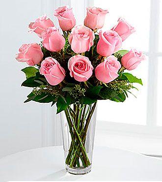 Home Flowers Flower Vases Exquisite Flower Vase Pink Rose Bouquet Rose Floral Arrangements Rose Arrangements