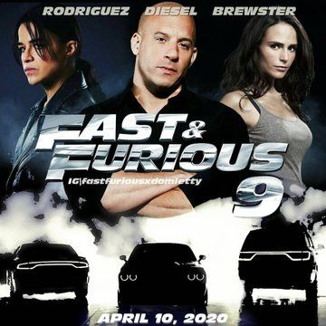 Watch Fast Furious 9 Bluray Movies Fast And Furious Actors New Movies 2020 Movie Fast And Furious