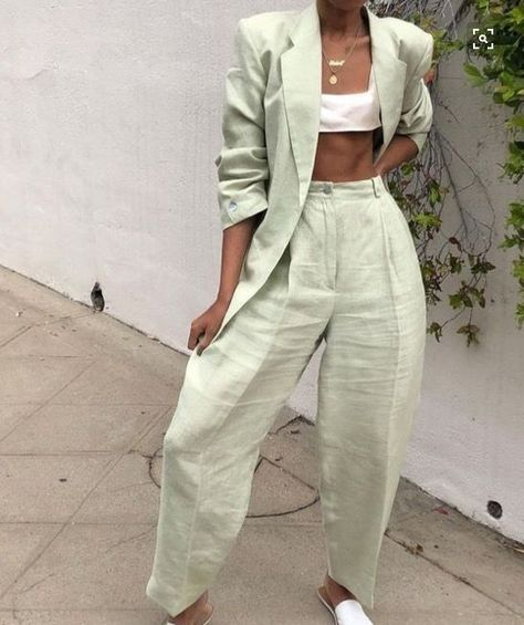 Trending: Sage Green Co-ord
