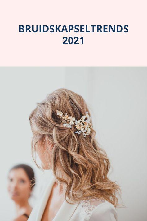 Bruidskapseltrends 2021 | ThePerfectWedding.nl #huwelijk #bruiloft #weddingblog #weddingwebsite #bruidskapsel #haar #weddinghair #trends #inspiratie #tips #hairstylist #2021bride #trouwenin2021