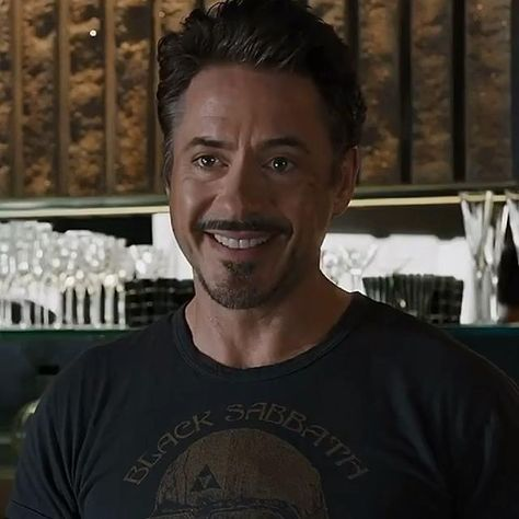 Tony Stark edit
