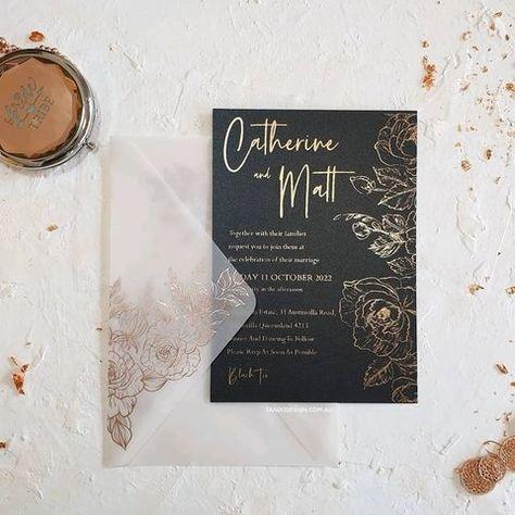 Wedding Invitations - Invitations by Tango Design   Wedding Chicks