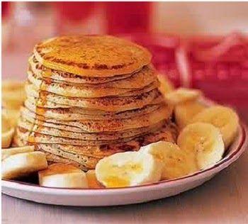 Resep Dan Cara Membuat Pancake Pisang Sederhana Membuat Pancake Sangat Membutuhkan Kreatifitas Kita Dalam Menghias Pancake Supaya Makanan Resep Resep Masakan