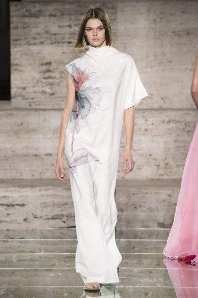 Salvatore Ferragamo, Spring 2018 - Milan's Most Fabulous Dresses for Spring 2018 - Photos