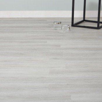 Lame Pvc Clipsable White Artens Timeless Leroy Merlin Flooring Pvc Timeless