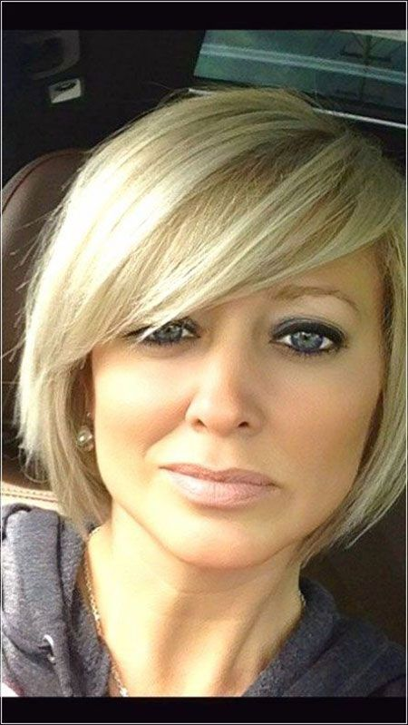 Pin By Christine Frances On Hair Styles Short Hair Styles For Round Faces Bob Hairstyles For Round Face Hairstyles For Round Faces