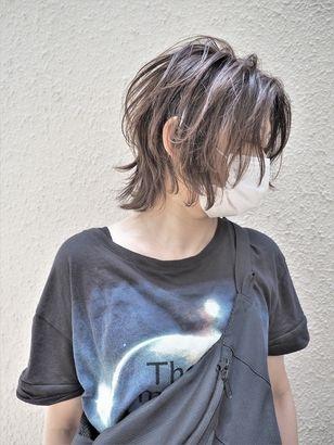 2021年夏 ショート マッシュの髪型 ヘアアレンジ 人気順 ホットペッパービューティー ヘアスタイル ヘアカタログ 2021 50 代 髪型 ボブ ハンサムショート 髪型