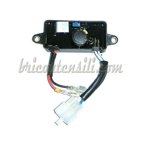 Schema Elettrico Saldatrice Inverter : Scheda elettronica per il controllo elettrico di generatori