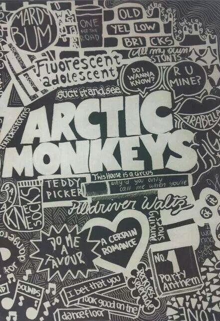 Un poco de Rock con Artick Monkeys