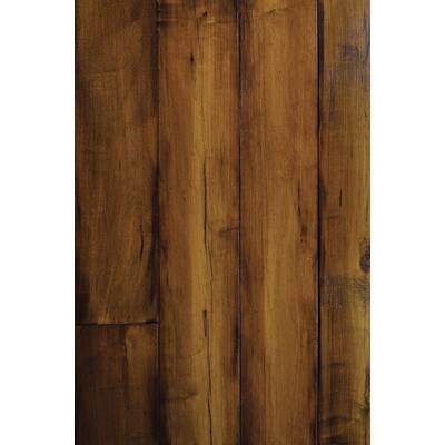 Vineyard Maple 1 2 Thick X 7 1 2 Wide X Varying Length Engineered Hardwood Flooring In 2020 Stair Nosing Moulding Color Flooring