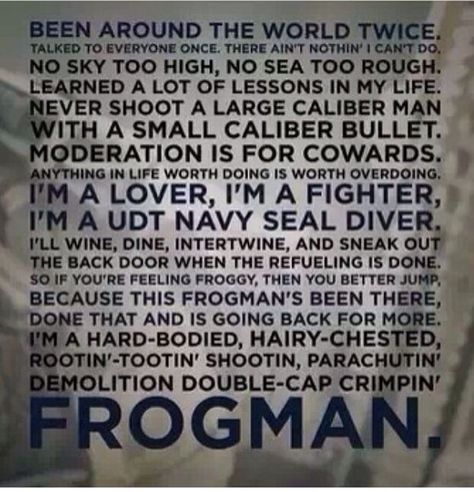 A few lines from one of many of my favorite scenes from the film, Lone Survivor
