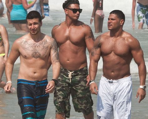 jersey shore male cast