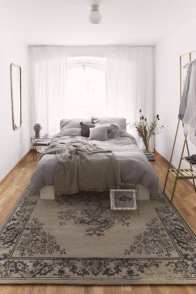 Ein Schoner Und Kuscheliger Teppich Darf Auch Im Schlafzimmer