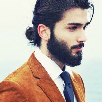 Long Hairstyle For Special Events Mens Hairstyles Short Long Hair Styles Mens Hairstyles