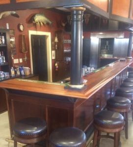Finished Bar Photo Gallery Bar Rails Parts Diy Home Bar Home Bar Designs Basement Bar Designs