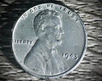 Excellent Condition 1943 Steel Wheat Penny This 1943 Wartime Steel Wheat Penny Is In Excellent Condition It Has Double Die Obverse And In 2020 Penny Conditioner Wheat