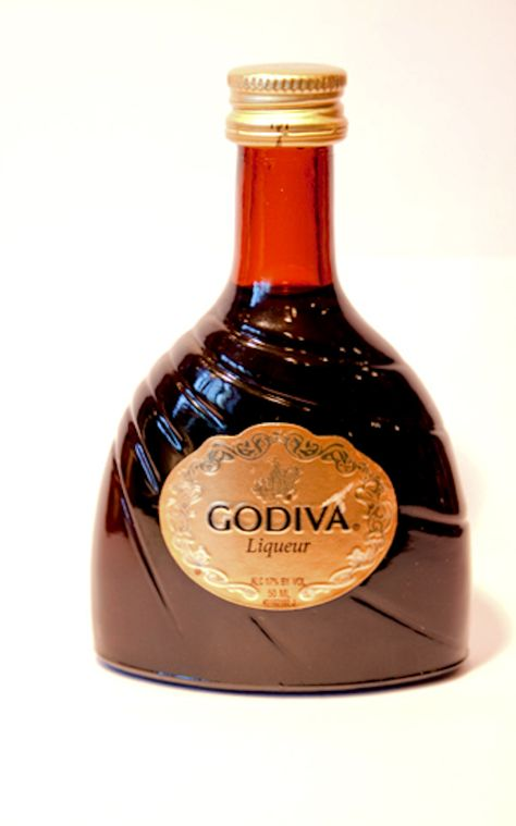 godiva liqueur | Godiva liqueur | Rosé wine bottle