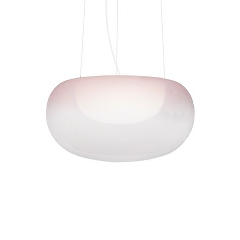 The Double Globes Of Mist Pendant