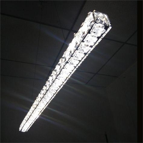 Ledペンダントライト クリスタル照明 天井照明 照明器具 おしゃれ照明