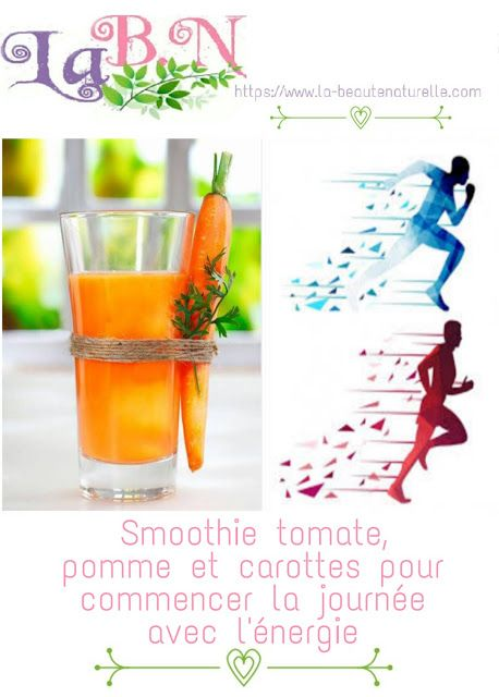 smoothie tomate pomme