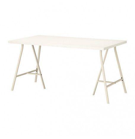 Ikea Linnmon Lerberg Table 150x75cm White Workspace Urban Sales Ikea Table Ikea Ikea Furniture