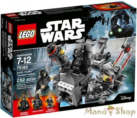 Lego Star Wars 75183 Darth Vader Transformation NEU OVP